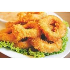 Кольца кальмара + соус