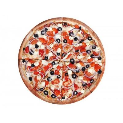 Новинка Пицца Греческая 33 см Акция
