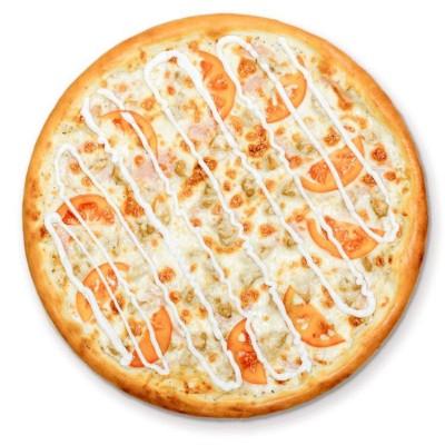Новинка Пицца «Чикен Ранч» 33 см Акция 40% скидка